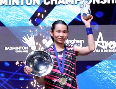 Profitable Season for Tai Tzu Ying
