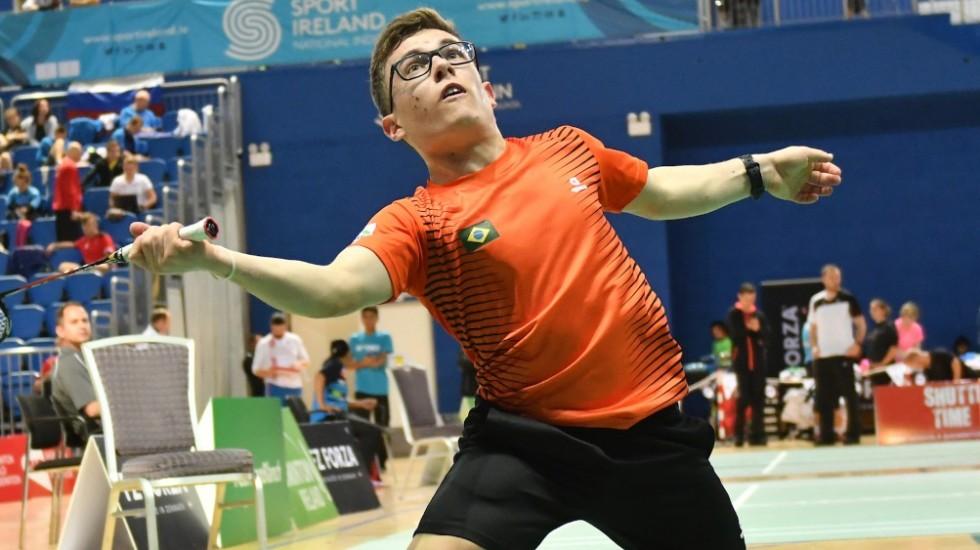 Triple Crown for Tavares – Review: Brazil Para-Badminton International 2018