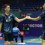Sparkling Start by Ardianto/Alfian – Day 1: VICTOR China Open 2018