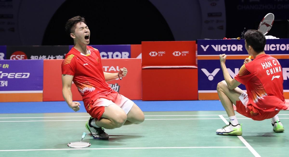 中国小将制造冷门 —— 2018威克多中国公开赛半决赛