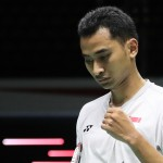 Sugiarto Stays in Pole Position – HSBC Race to Guangzhou Rankings