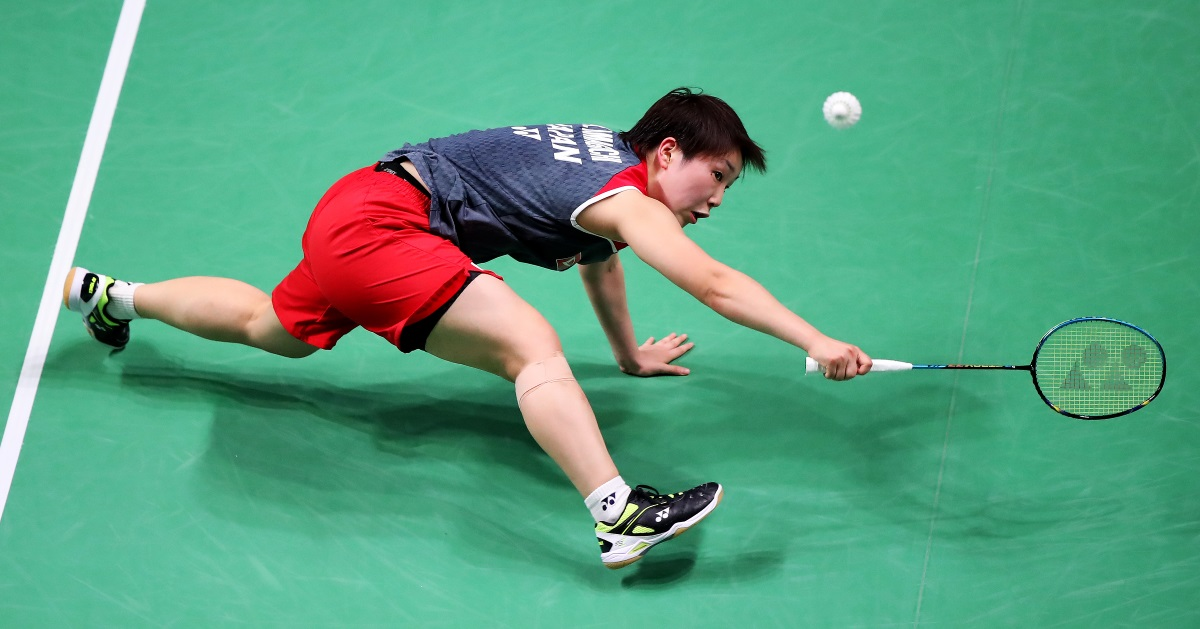 Glory for Japan at Badminton Asia Championships