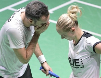 Fischer/Boje Upstage Compatriots – Day 1: YONEX French Open 2018