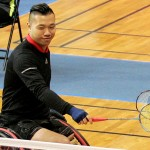 Historic Win for Chan Ho Yuen – Finals: Australia Para-Badminton International 2018