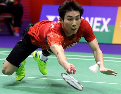 Son Wan 'S-Ho-w'! – Semi-Finals: YONEX-SUNRISE Hong Kong Open 2018