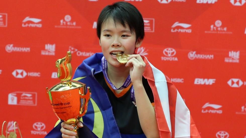 Golden Glow for Goh, Vitidsarn – Finals: LI-NING BWF World Junior Championships 2018
