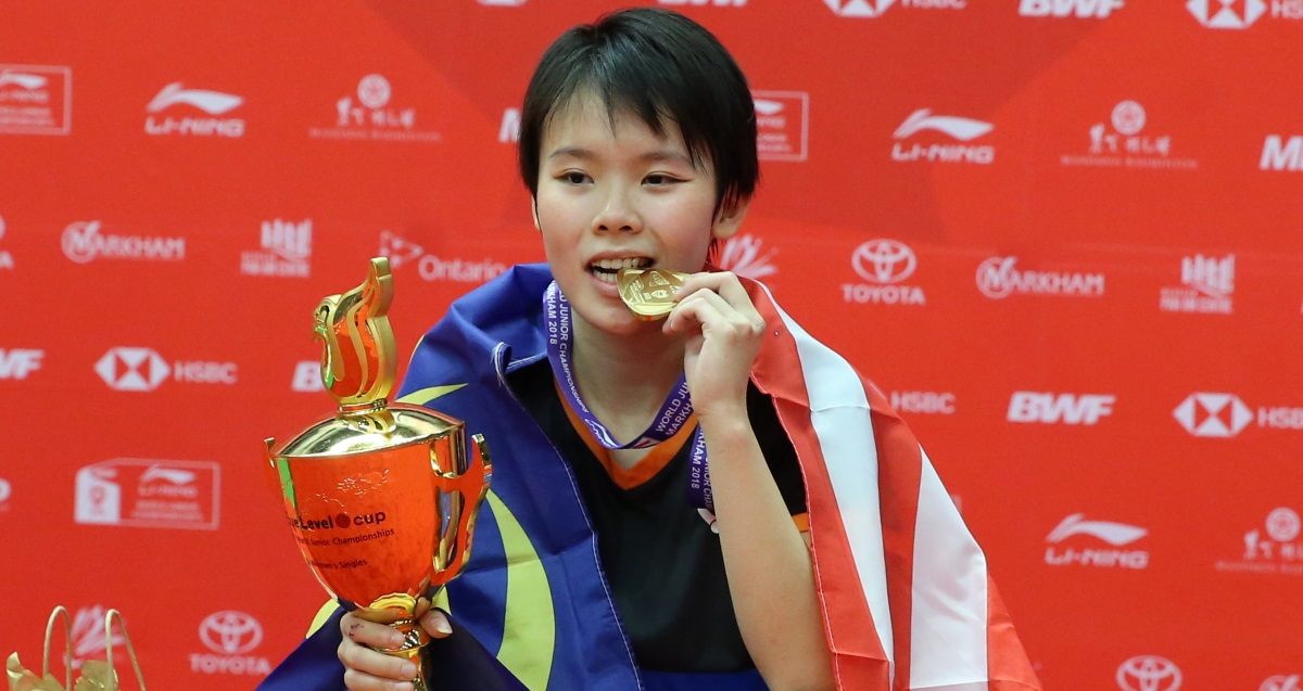 Golden Glow for Goh, Vitidsarn – Finals: LI-NING BWF World Junior Championships 2018