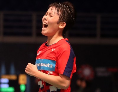 Pressure Keeps Me Moving Forward, Says Goh Jin Wei