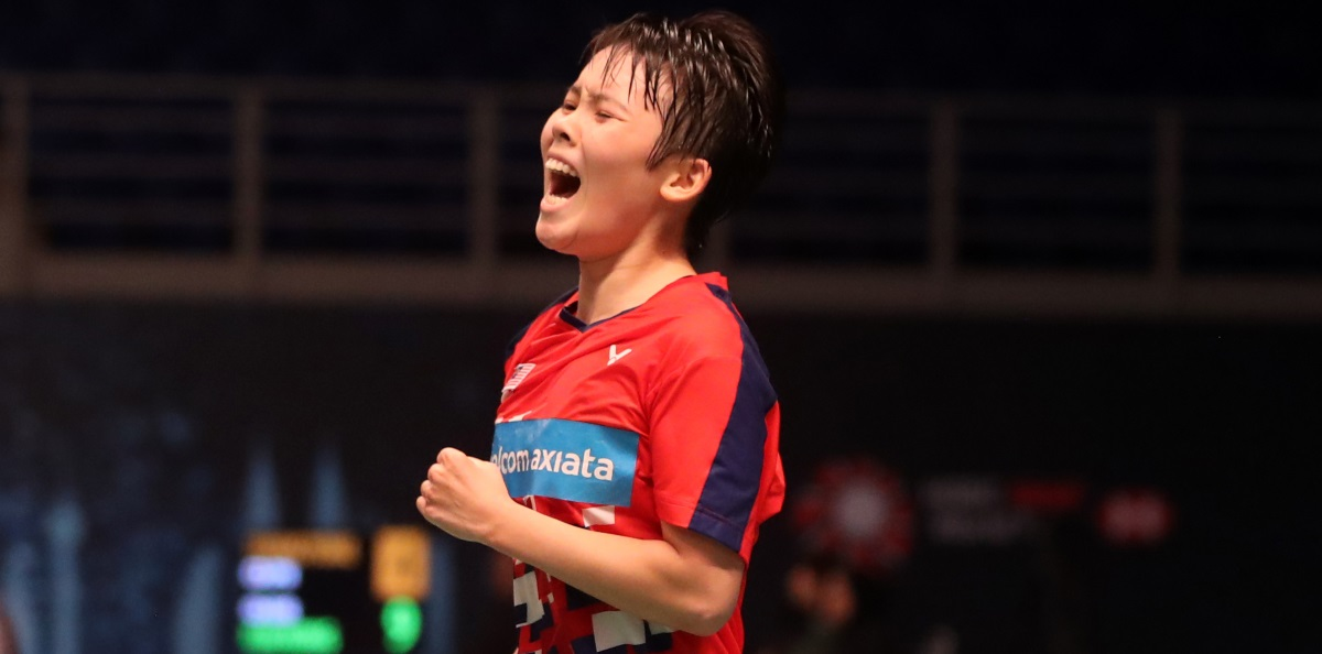 Pressure Keeps Me Moving Forward, Says Goh Jin Wei
