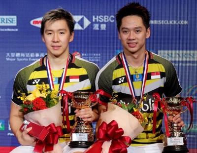 Eight's Great! – Finals: YONEX-SUNRISE Hong Kong Open 2018