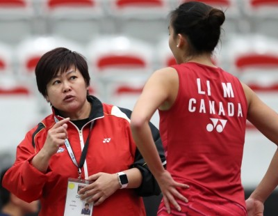 Michelle Li Can Break Into Top 5: Coach
