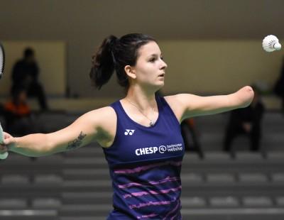 Chyrkov Prevails in Thriller – Day 2: VYV BWF European Para-Badminton Championships 2018