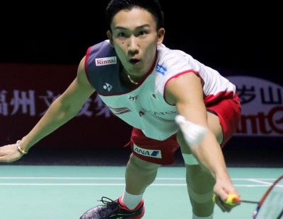 Momota Motors On – Day 1: Fuzhou China Open 2018