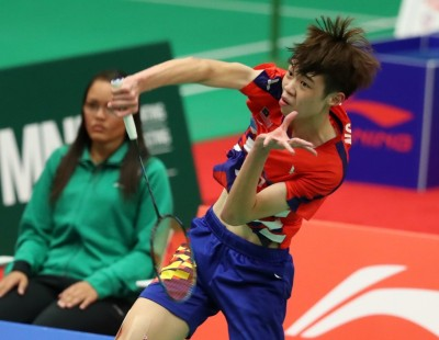 Shock for Second Seeds – Day 4: LI-NING BWF World Junior Championships 2018