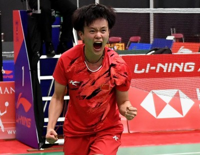 Zhiyi to China's Rescue – LI-NING BWF World Junior Mixed Team Championships 2018