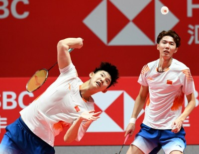 Minions, Tai Run Aground – Day 2: HSBC BWF World Tour Finals