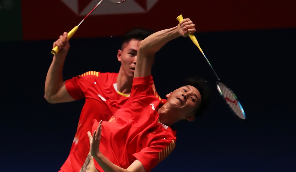 Many Arrows in the Quiver for China, Japan