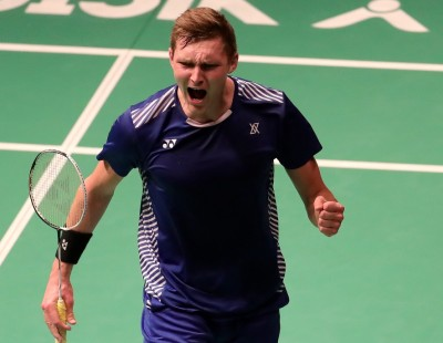 Injury-Scarred Axelsen Feels His Way Back – Malaysia Masters