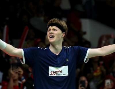 Antonsen Has the Answers – Indonesia Masters
