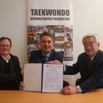 Badminton Joins Taekwondo in Humanitarian Mission