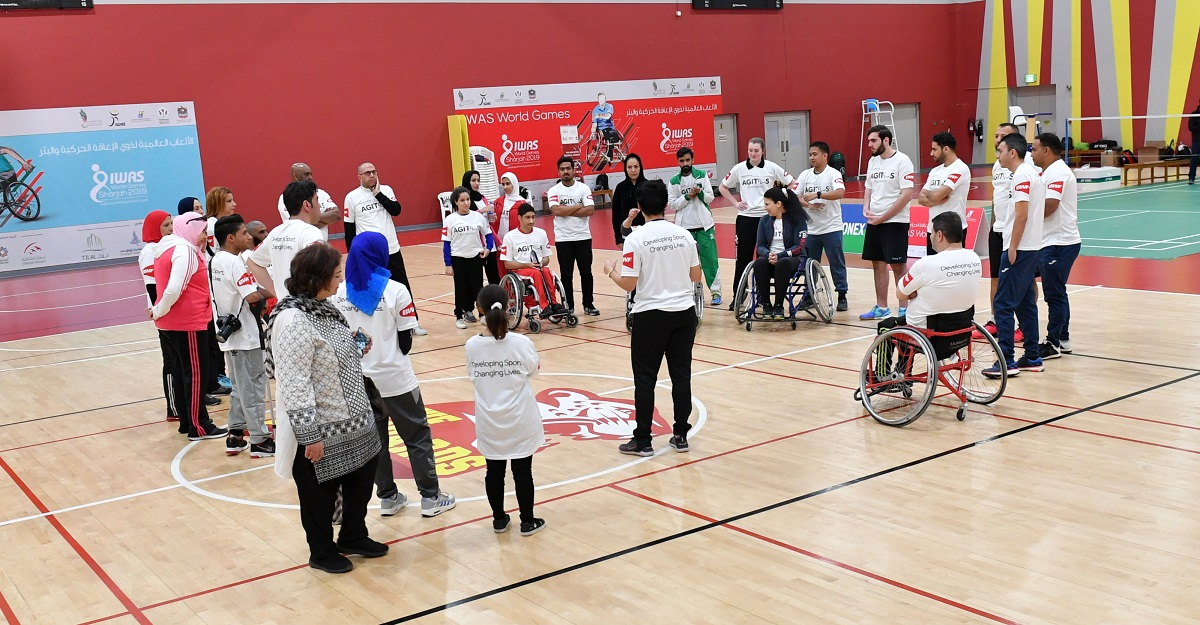 Pathway for Para Badminton Development in West Asia