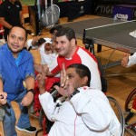Para badminton Athletes Excel at IWAS World Games