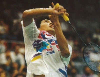 Gold and Glory for Heryanto Arbi – Throwback '95 World C'ships