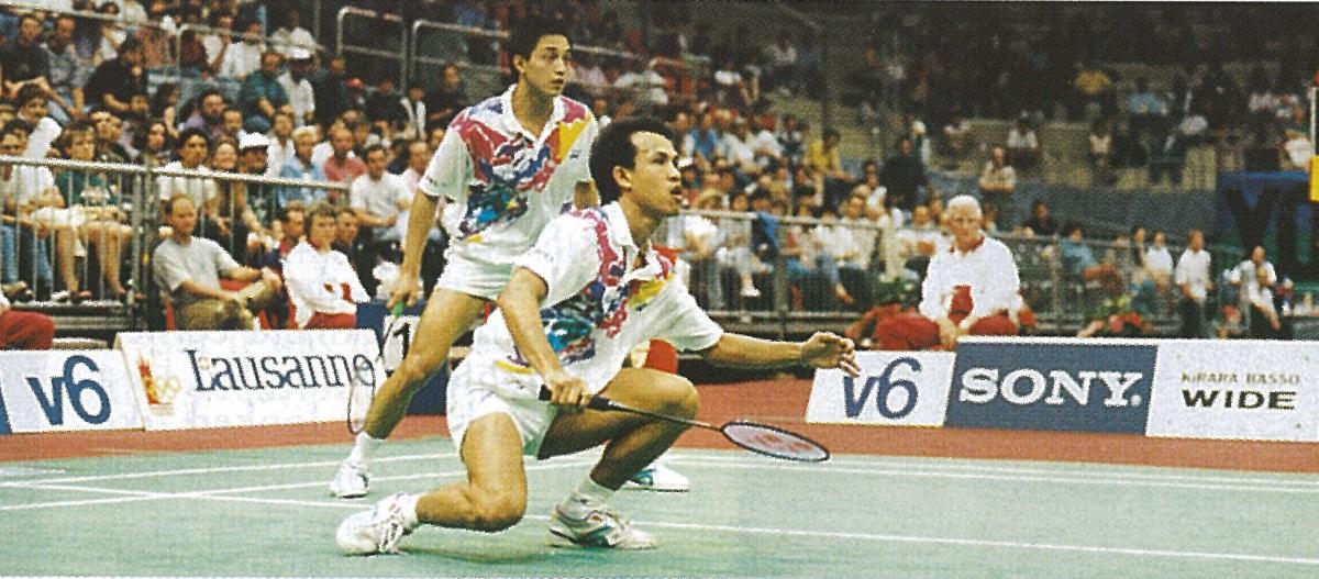 Badminton Quiz – Rexy Mainaky/Ricky Subagja
