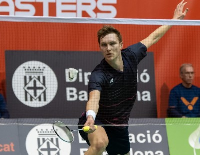 Viktor Axelsen Bounces Back – Spain Masters: Review