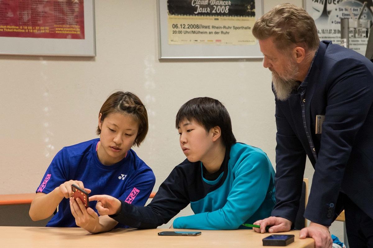 Online English Language Learning for Athletes