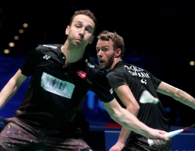 Boe and Mogensen Set For Swansong at All England