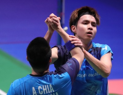Malaysian Sensations! - All England: Day 4