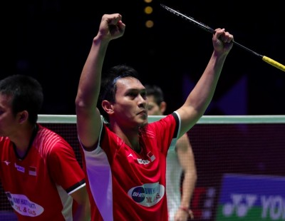 Ahsan/Setiawan Rewind the Clock – All England: Day 4