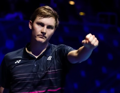 Axelsen Cautious About Chances at India Open