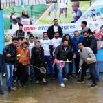 Badminton and UNHCR Unite for Refugee Cause