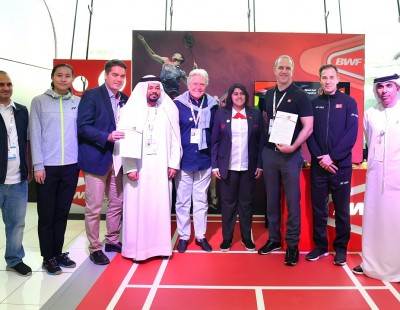 BWF and Special Olympics Launch Long-Term Partnership
