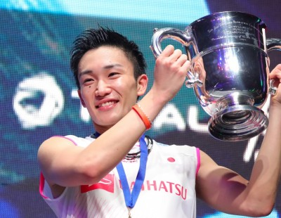 History-Maker Momota – All England: Finals