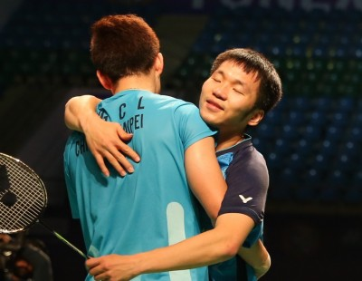 Lee/Wang On a Roll – India Open: Doubles Finals