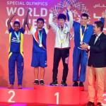Badminton Makes a Mark at Special Olympics