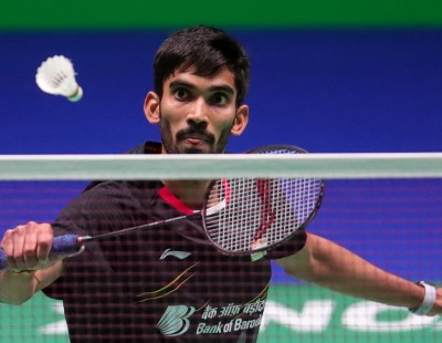 'Irritated' Kidambi Out to Break Quarterfinal Jinx