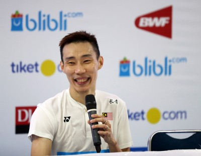 Lee Chong Wei in Search of Olympic miracle