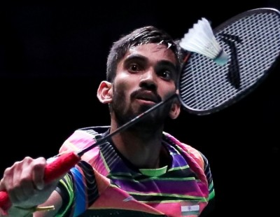 Kidambi Keen to Lead India to Team Glory