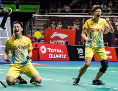 Thais Topple Top Seeds – Singapore Open: Day 5