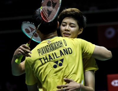 Thai Typhoon Strikes – Singapore Open: Doubles Finals