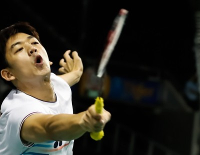 Lee Yong Dae Confident of Return to the Top