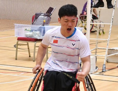 Qu Zimo Wins Triple Crown – ENESCUP 2019