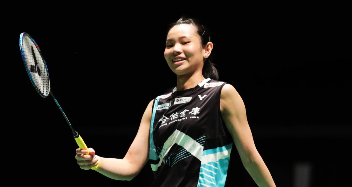Badminton Quiz: Tai Tzu Ying