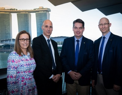 BWF and Total Celebrate Five Years of Partnership