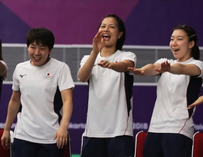 Spotlight on Japan, China - Sudirman Cup '19