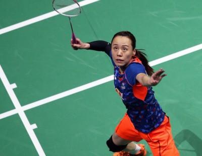 Badminton Icon: Zhao Yunlei